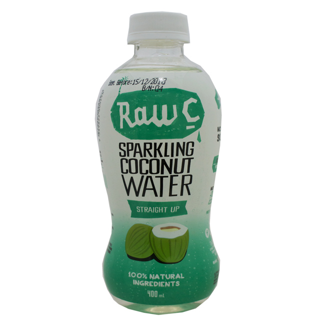 Coconut Water Straight UP 400ML