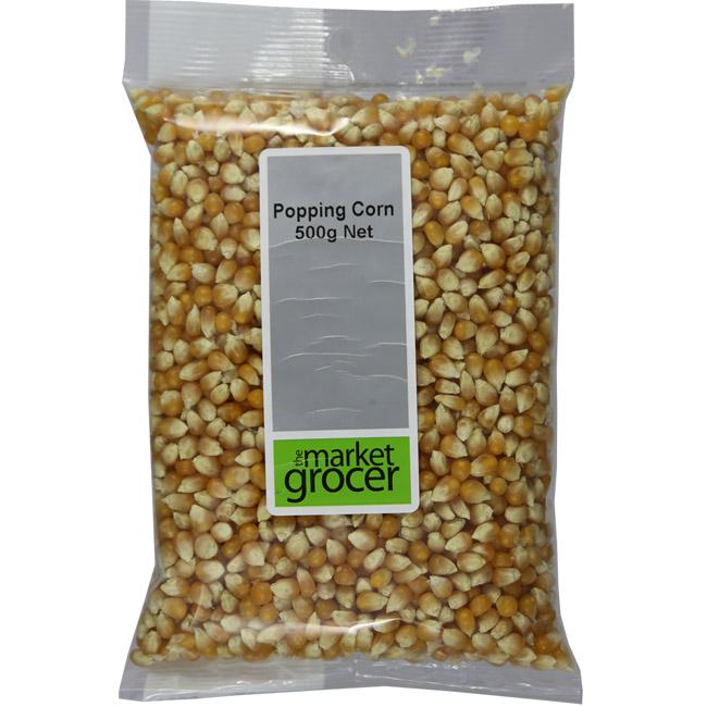Popping Corn 500g