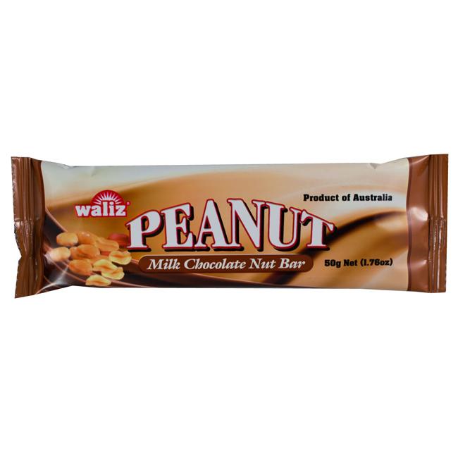 Waliz Peanut Bar