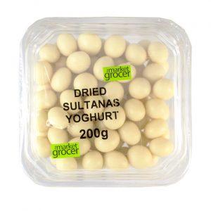 Dried Sultana Yoghurt 200g