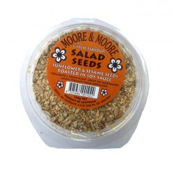 Moore Moore Salad Seeds Garlic 140g