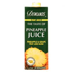 Dewlands Pineapple 1L