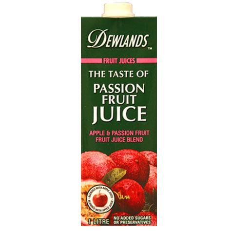Dewlands Passionfruit 1L
