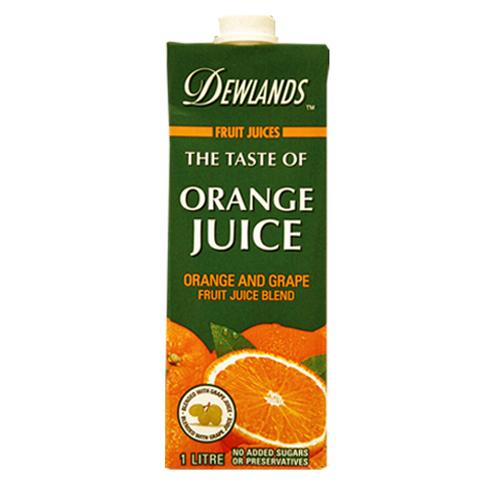 Dewlands Orange 1L