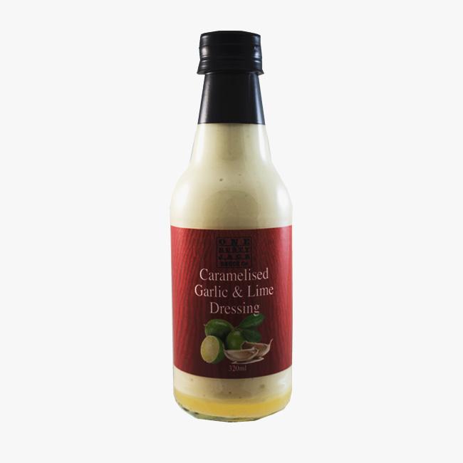 Caramelised-GarlicLime-Dressing-320ml