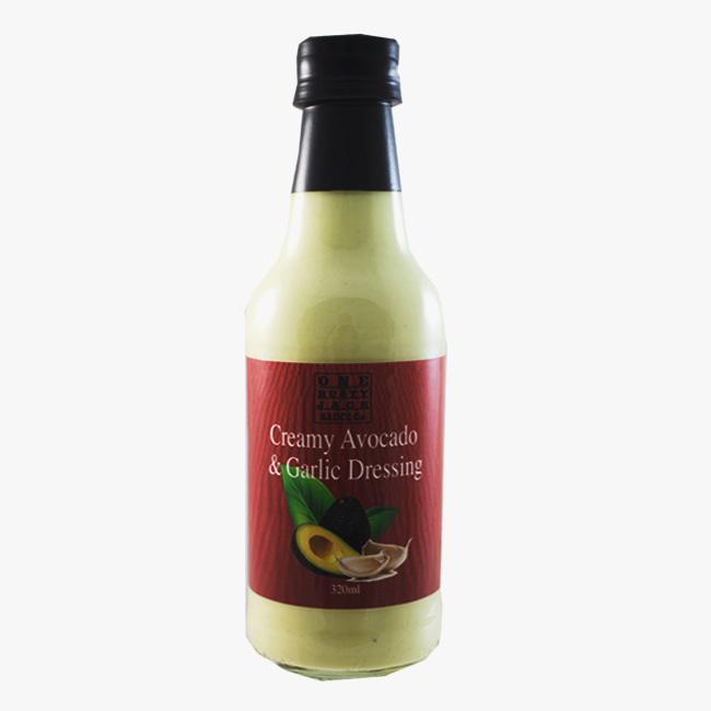 Creamy-AvocadoGarlic-Dressing-320ml