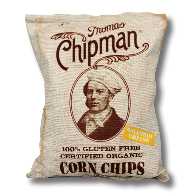 Chipman Corn Cheese 230g