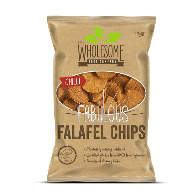 Wholesome Falafel Chilli 175g