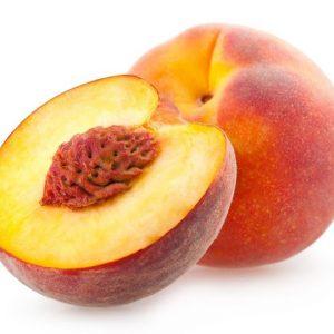 yellow flesh peach