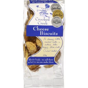 crooked creek cheese biscuits