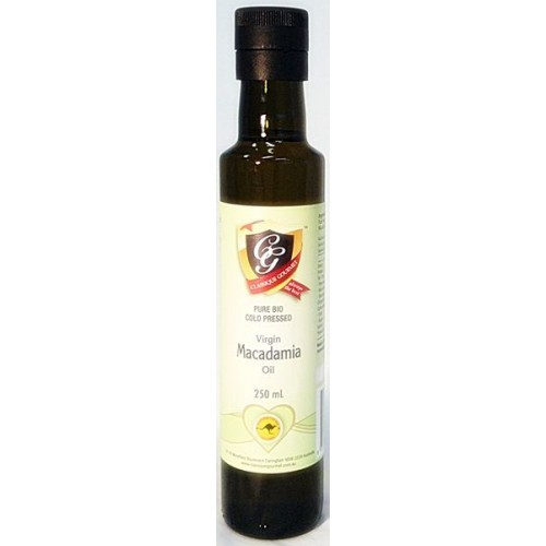 Virgin Macadamia Oil