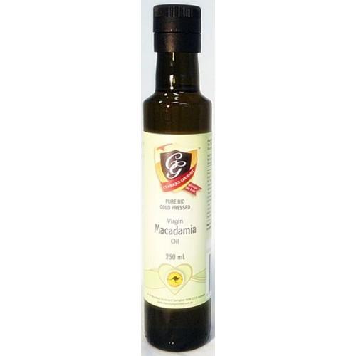 Virgin Macadamia Oil