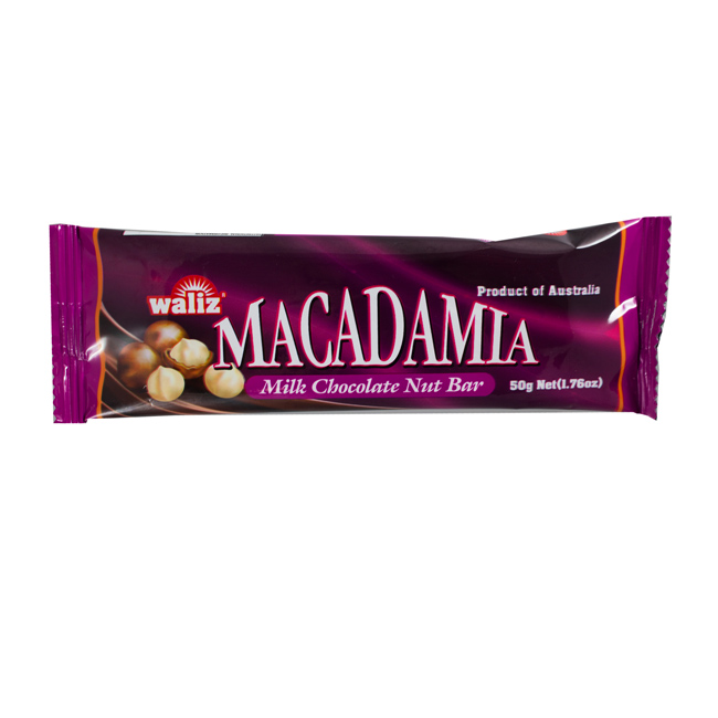 Waliz Macadamia Bar