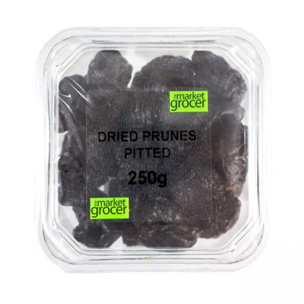 Dried Prunes Pitted 250g