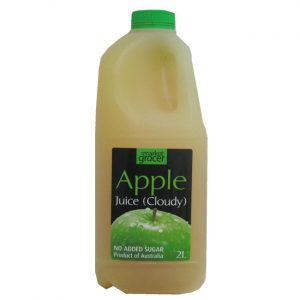 Apple Juice cloudy