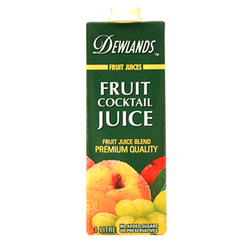 Dewlands Fruit Cocktail 1L