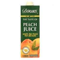 Dewlands Peach 1L
