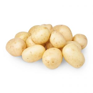 Washed Potato