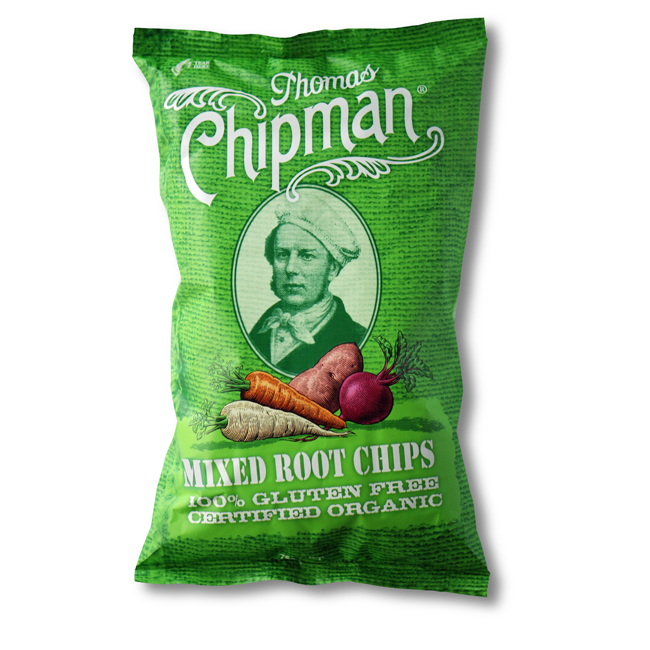 Chipman Mixed Root Chips 75g
