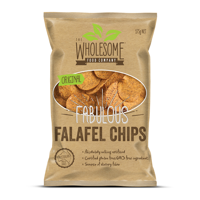 Wholesome Falafel Original 175g
